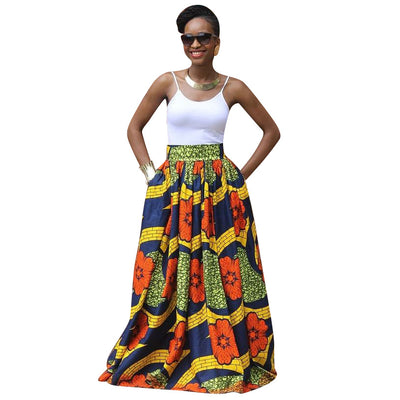 www.Petalsfashionz.com Quick shipping low prices women's Traditional Attire Robe Africaine African Dresses Women Clothing For Special Offer Top Fashion Spandex Printing Clothes