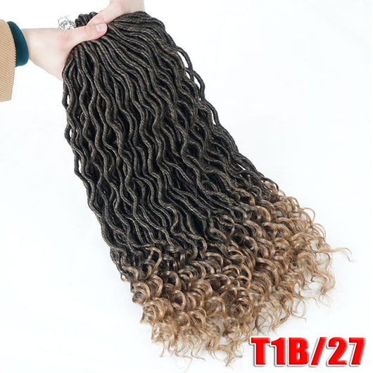 www.Petalsfashionz.com Quick shipping low prices women's Brazilian Remy & Non-Remy Hair Weave Silky Strands 2X Bohemian Mambo Goddess Locs Crochet Hair Extensions Crochet Braids Ombre Kanekalon Braiding Hair Synthetic Bulk