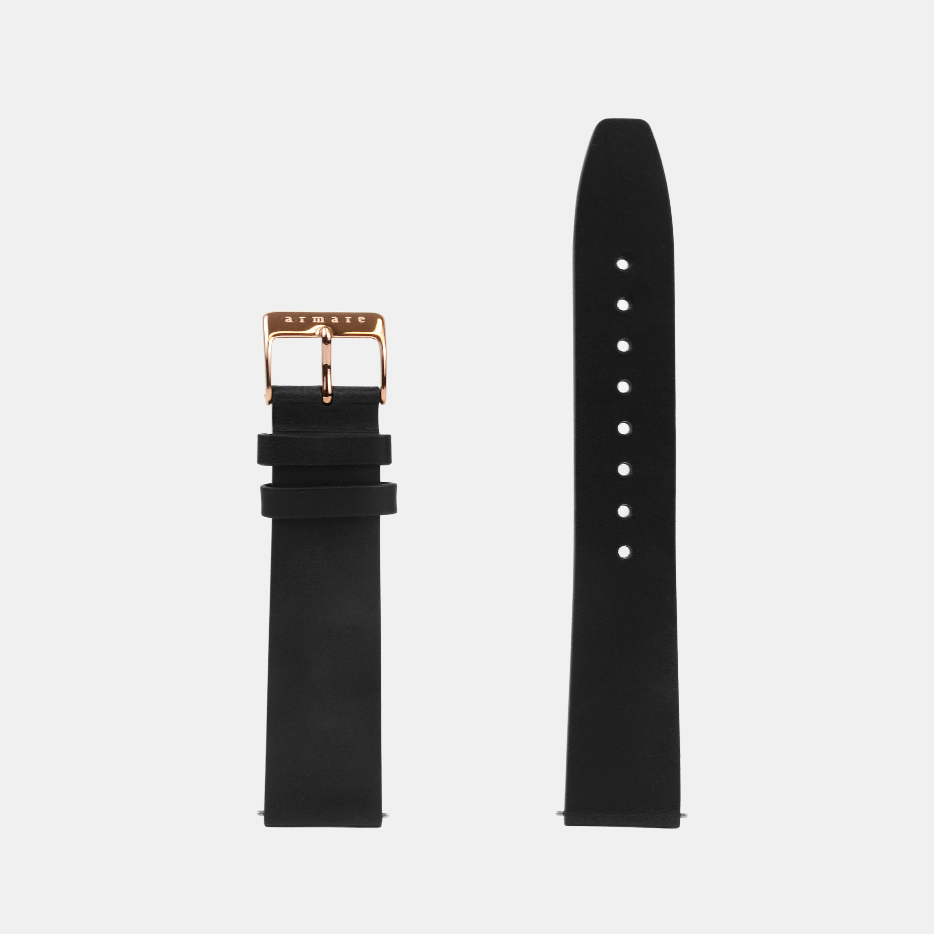 armare-watches-black-leather-watchband-rosegold