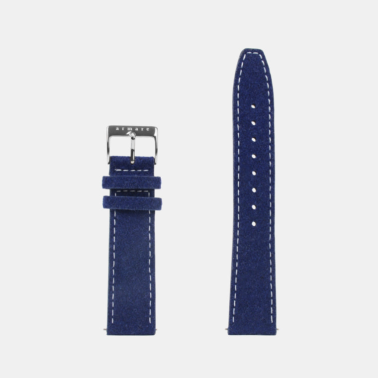 armare-watches-british-blue-tweed-watchband-silver