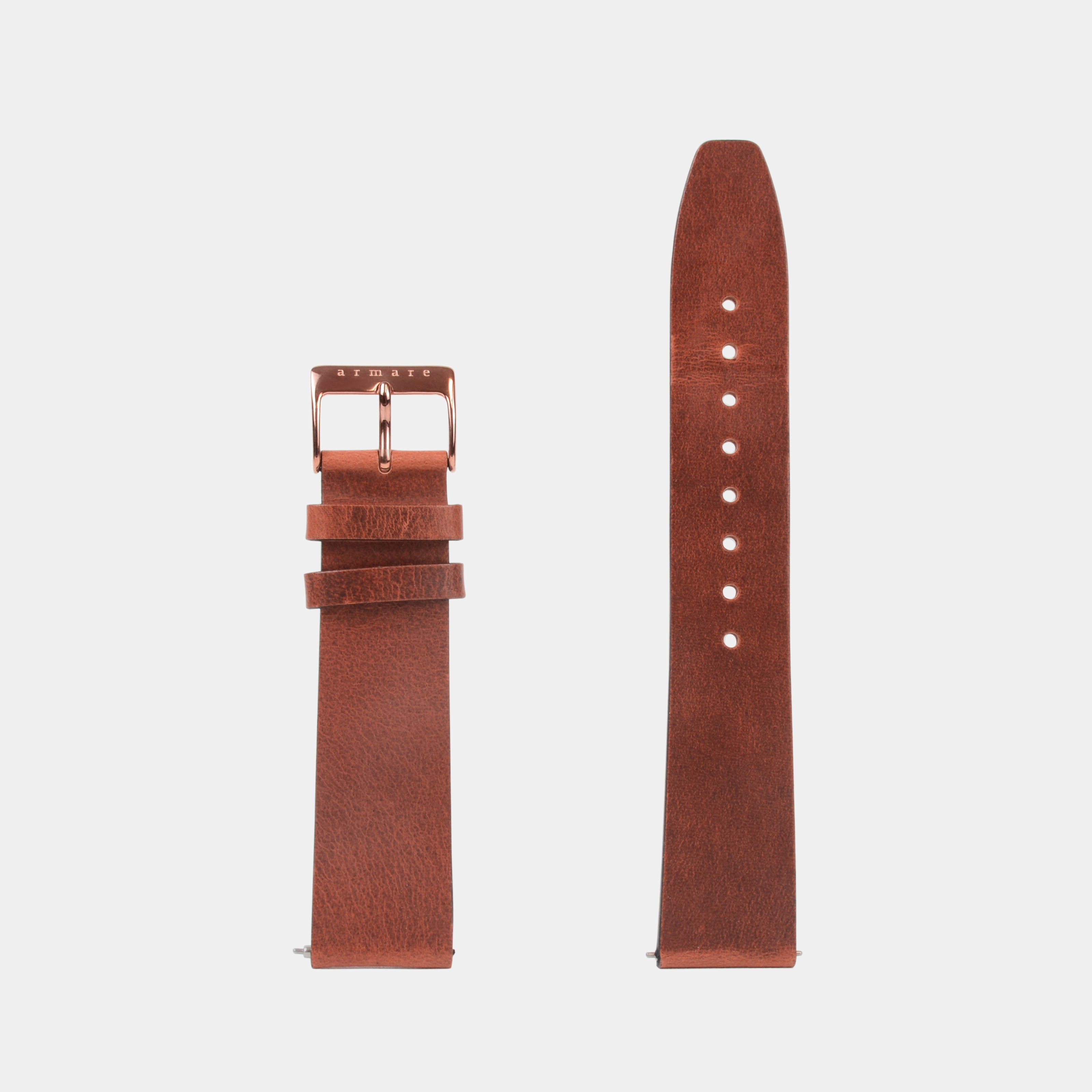 armare-watches-caramel-leather-watchband-rosegold