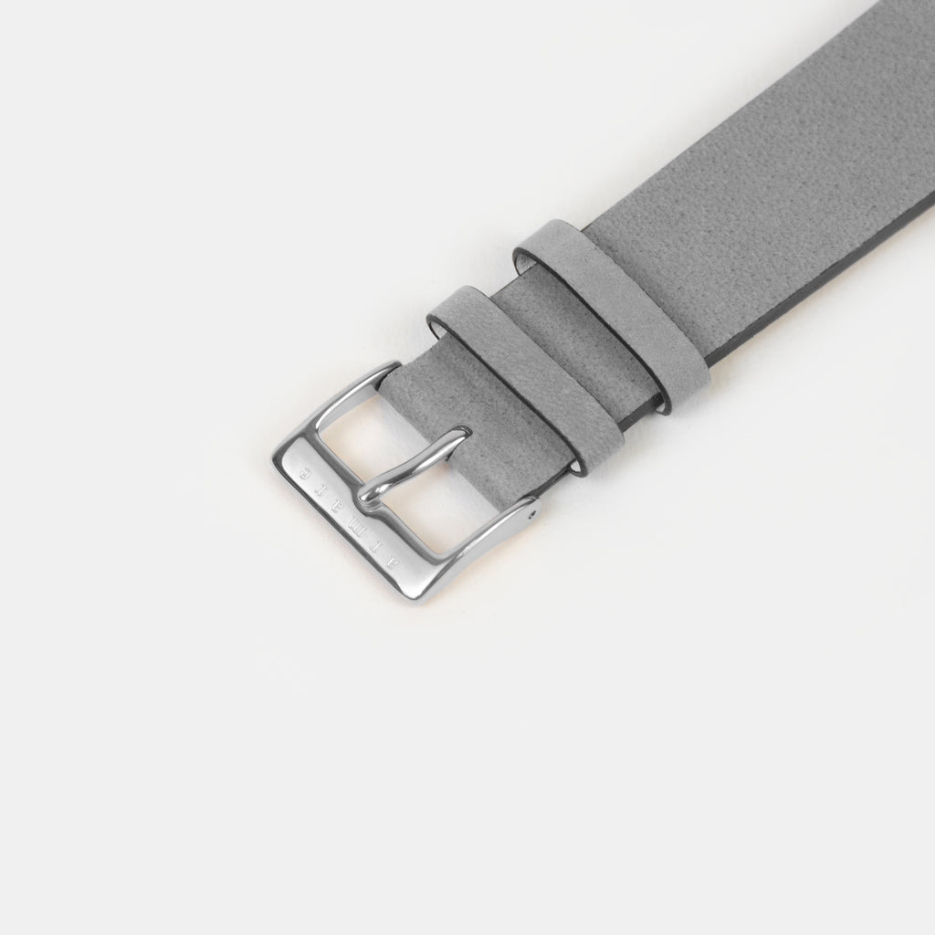armare-watches-grigio-chiaro-leather-watchband-silver