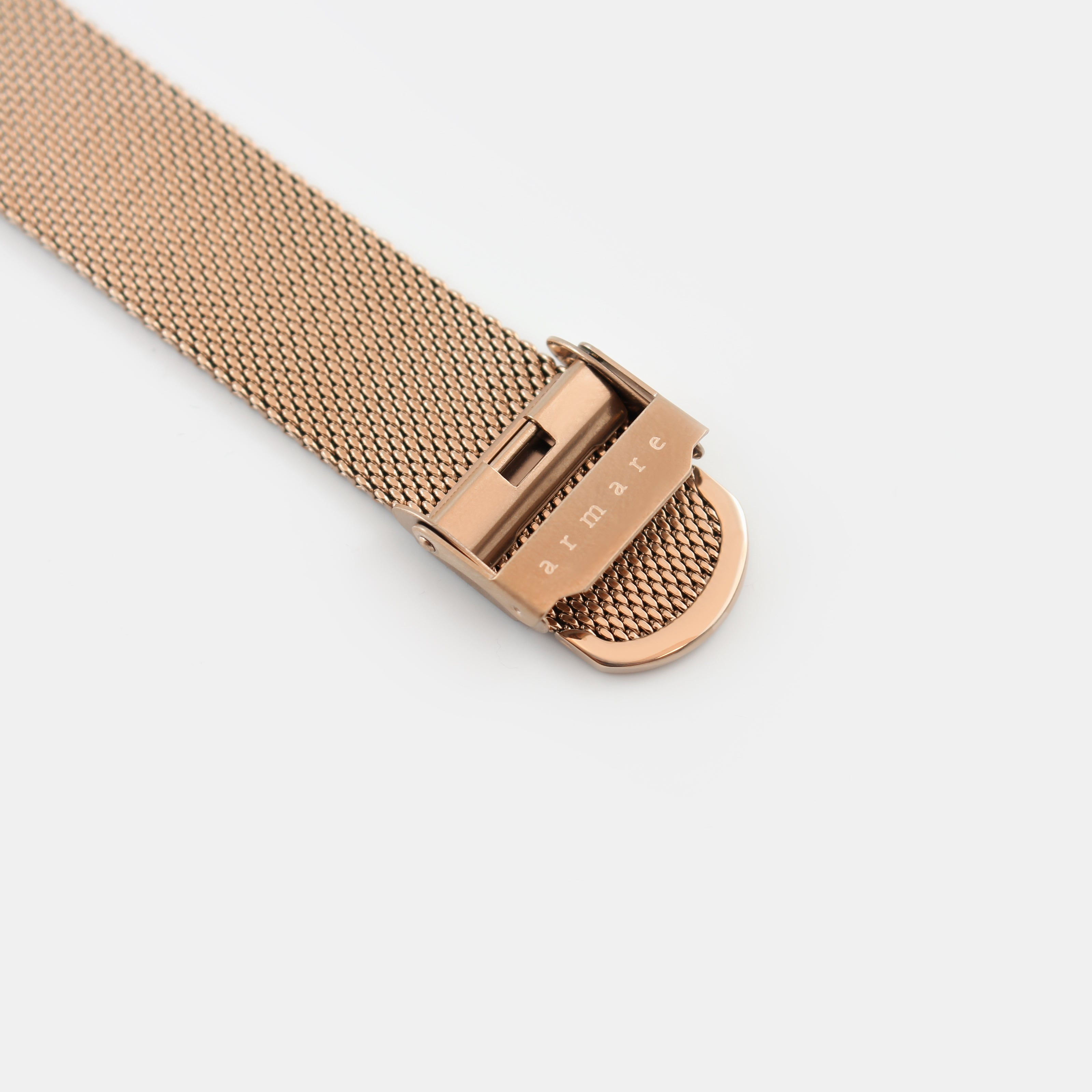 armare-watches-lechrono41-mesh-rosegold-band
