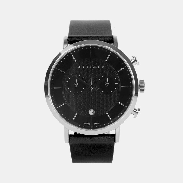 armare-watches-lechrono41-black-silver