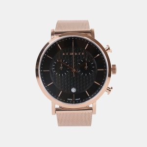 armare-watches-lechrono41-mesh-rosegold