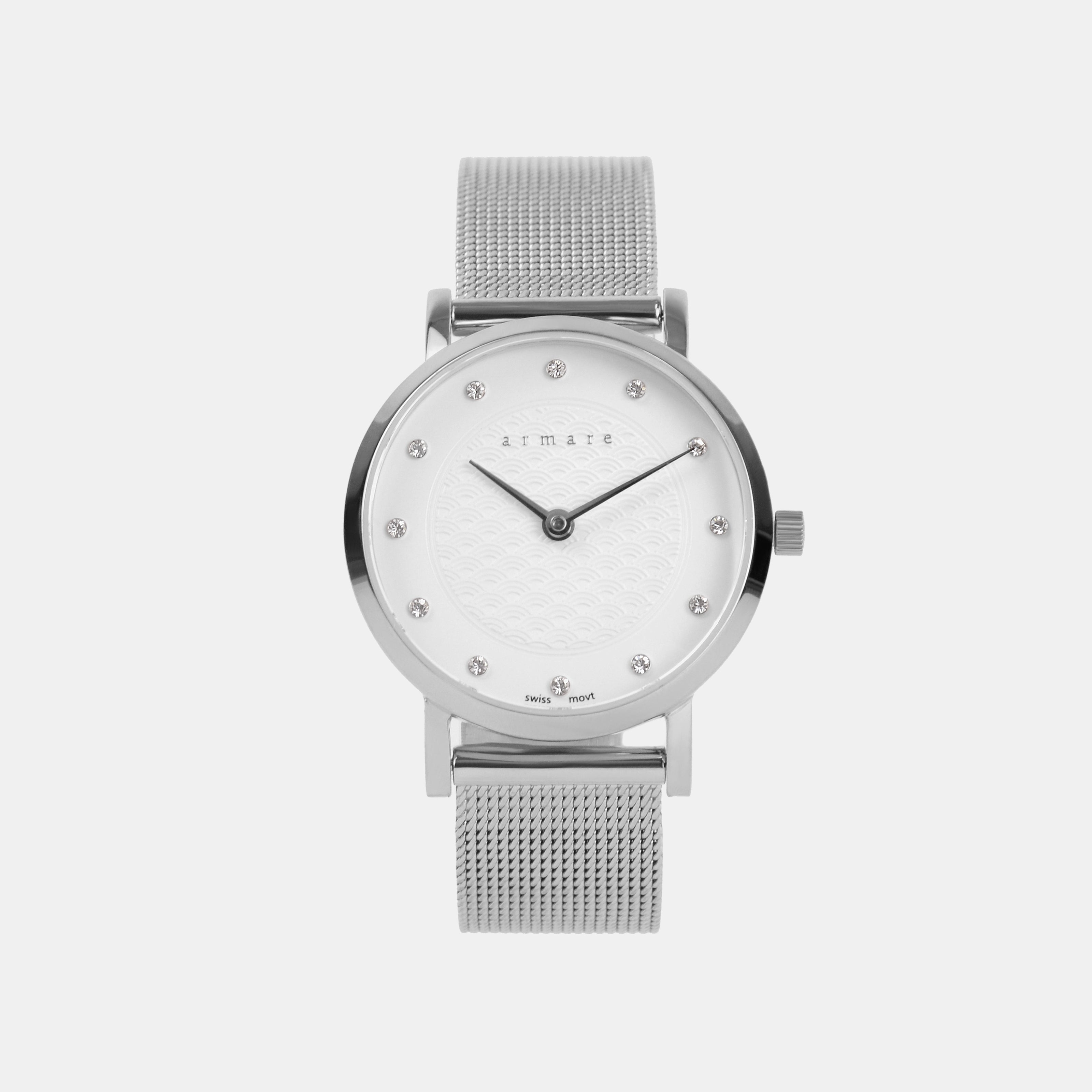 armare-watches-svelta28-mesh-crystal-silver