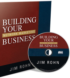 Building your Network Marketing Business by Jim Rohn