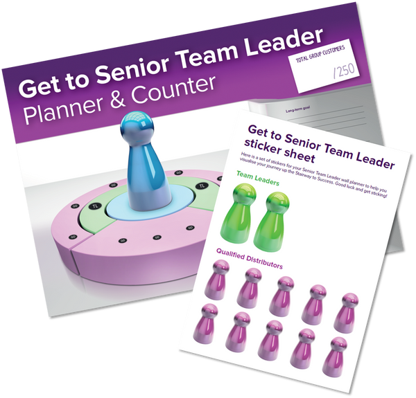 Get To Senior Team Leader Planner And Checklist Utility