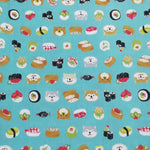 Load image into Gallery viewer, Turquoise Sushi Dog