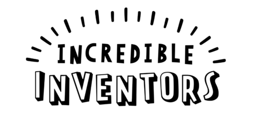 Incredible Inventors Logo Black and White