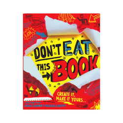Don't Eat This Book activity book for kids