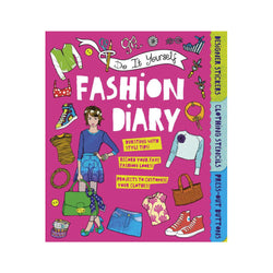 Do It Yourself Fashion Diary front cover