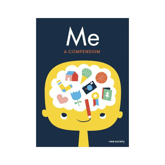 Me A Compendium - a journal for kids