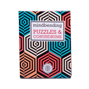 Mindbending puzzle book