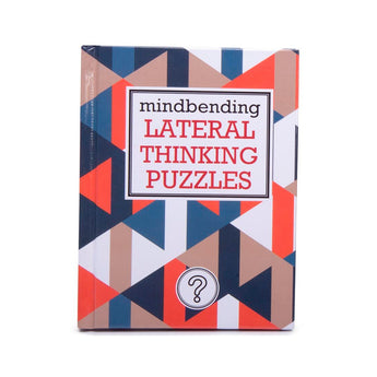 Mindbending lateral thinking puzzles book