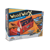 Wood Worx My First Tool Box activity kit for kids