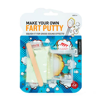Make Your Own Fart Putty activity kit for kids