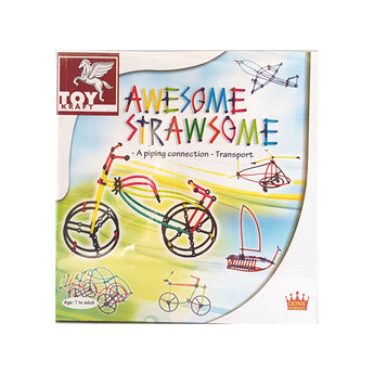 Awesome Strawsome activity kit for kids