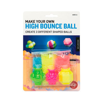 Make Your Own High Bounce Ball