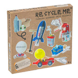 Recycle Me - Turning Garbage Into Science activity kit for kids