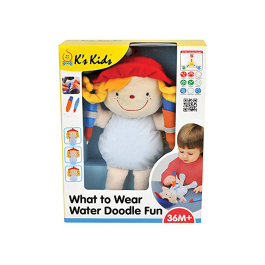 What to Wear Water Doodle Doll