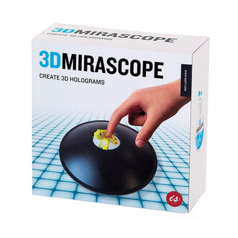 Independence Studios 3D Mirascope hologram toy
