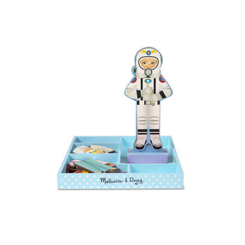 Melissa and Doug Julia Magnetic Dress-up