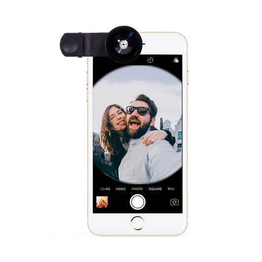 Smartlens lens for mobile phone cameras