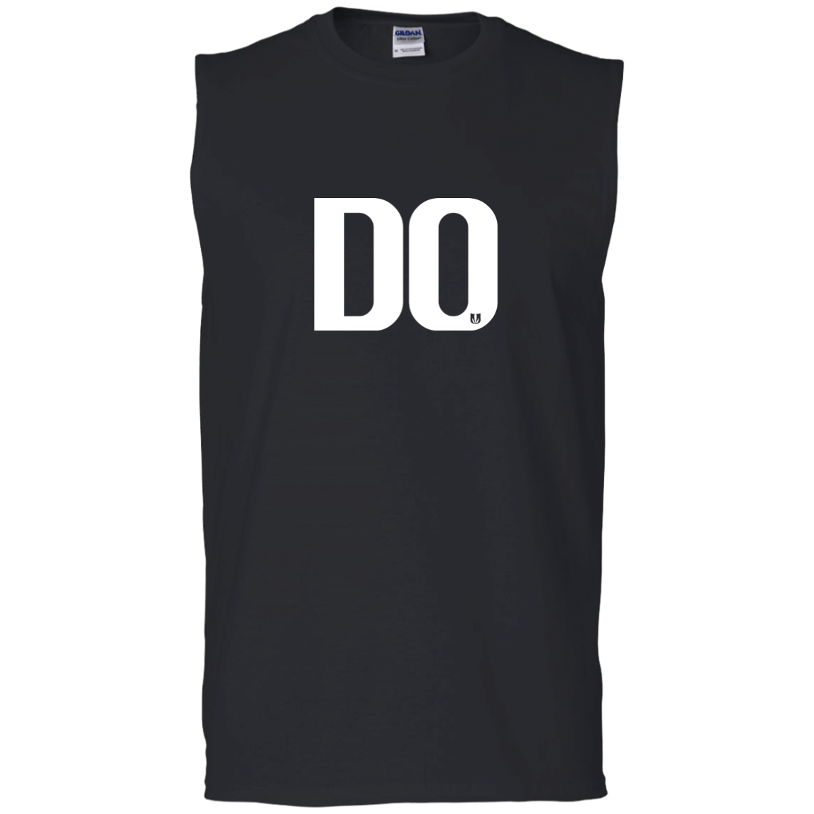 DO, G270 Gildan Men's Ultra Cotton Sleeveless T-Shirt