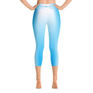 Miss Ohio United States 2020 Custom Yoga Capri Leggings