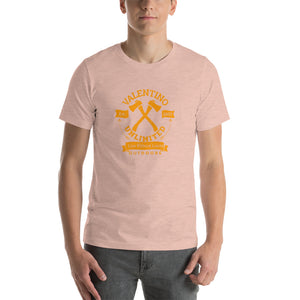 Round VUO Est 2007 Crossed Hatchets with Arrows Short-Sleeve T-Shirt (Set 2) - Valentino Unlimited