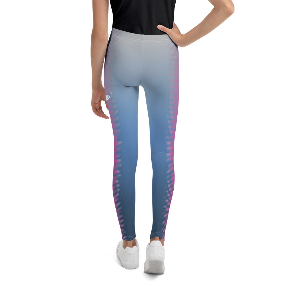 Miss Georgia United States 2019 Pageant Custom Youth Leggings