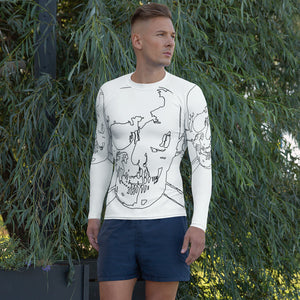 valentino unlimited Men's Rash Guard