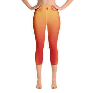 Lauren Arianna Yoga Capri Leggings - Valentino Unlimited