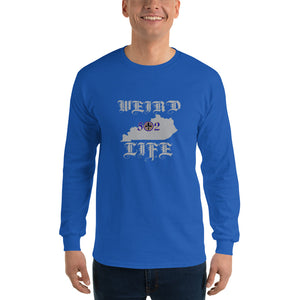 WEIRD LIFE 502 Long Sleeve T-Shirt - Valentino Unlimited