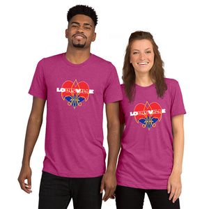 valentino unlimited LOUISVILLE LOVE SuperSoft Premium T-Shirt