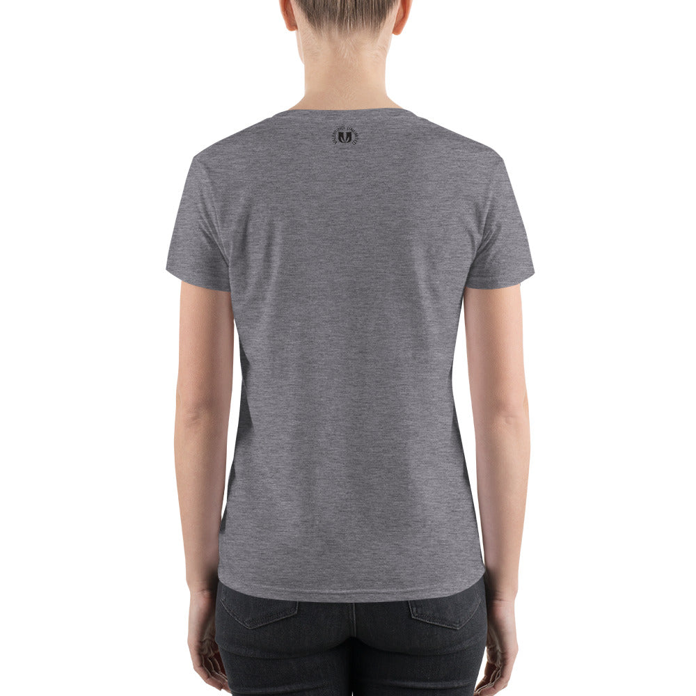 e1ddcf520a I wish they had a bar in Target Women s Fashion Deep V-neck Tee