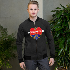 Louisville Love Bomber Jacket by VALENTINO UNLIMITED