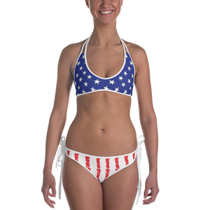 Stars and Stripes Bikini - Valentino Unlimited