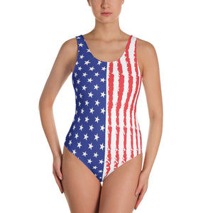 Stars and Stripes Swimwear