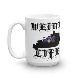 WEIRD LIFE 502 Mug - Valentino Unlimited
