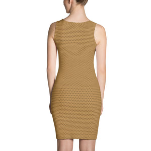 Honeycomb Microfiber Dress - Valentino Unlimited