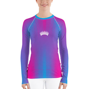 Miss Kentucky United States valentino unlimited Rash Guard