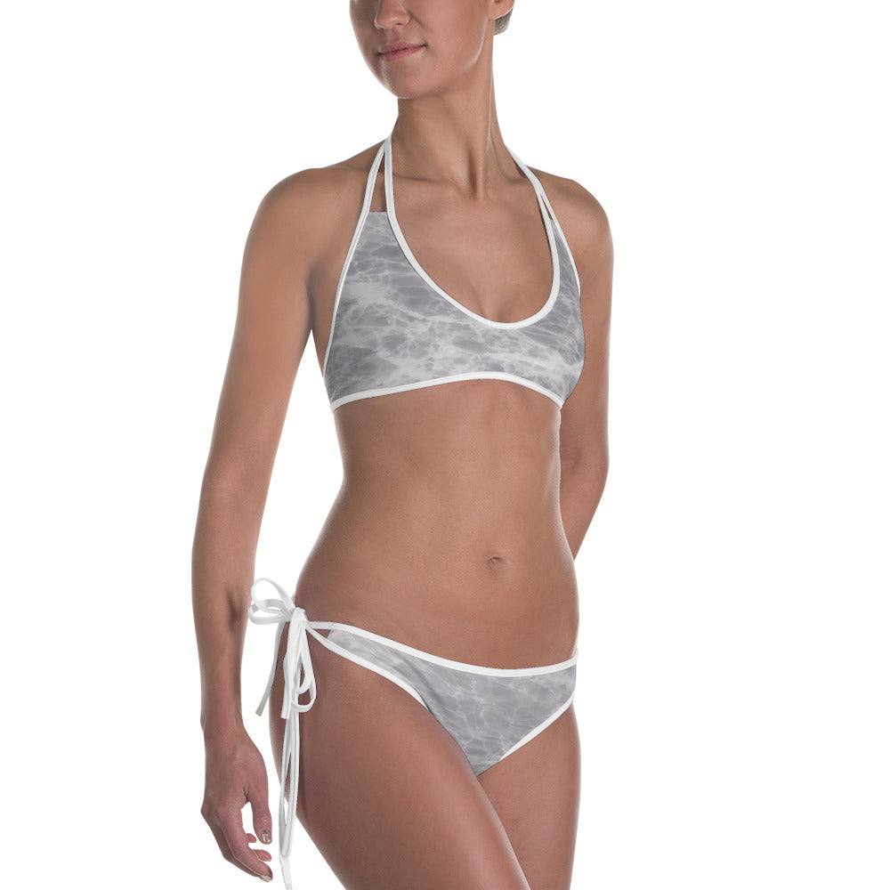 Grey Marble Bikini - Valentino Unlimited