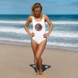 One Planet One People Valentino Unlimited One-Piece Swimsuit