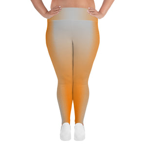 valentino unlimited Plus Size Leggings