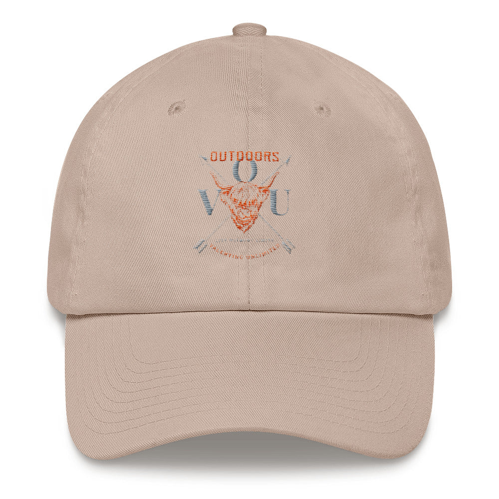 43632e1440b1b VUO Bull and Crossed Arrows Dad Hat - valentino unlimited