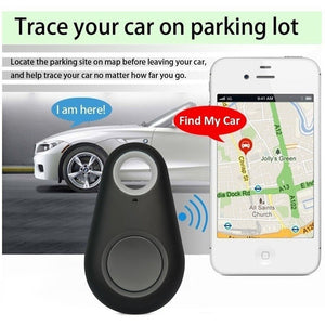 Smart Finder GPS Locator Tracker and Wireless Alarm and Remote, Connects to your SmartPhone via Bluetooth 4.0 - Valentino Unlimited