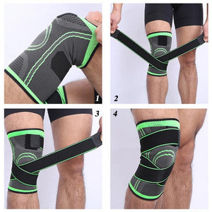 valentino unlimited Compression Knee Wrap