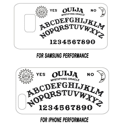 Ouija Board Wooden iPhone 5 5s iPhone 6 case Laser engraved